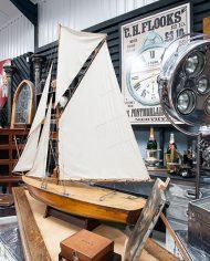 model-boat